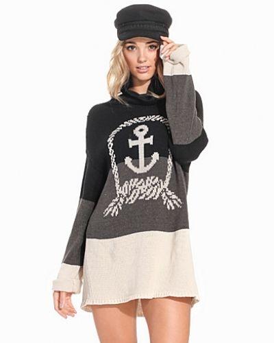 Catalina Sweater One Teaspoon stickade tröja till dam.
