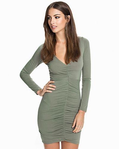 NLY One Center Drape Dress