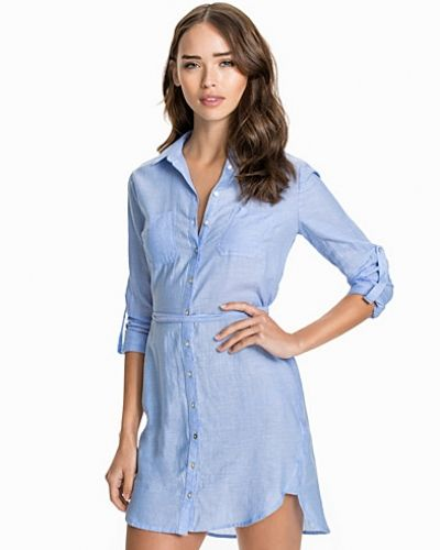 New Look Chambra Shirt Dress