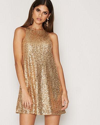 Festklänning Champagne Dress från NLY Trend