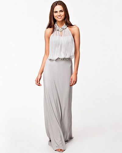 Glamorous Chiffon Maxi Dress Nelly Exclusive