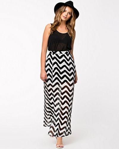 NLY Trend Chiffon Maxi Skirt