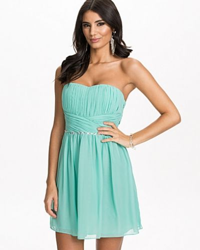 NLY One Chiffon Waist Trim Dress