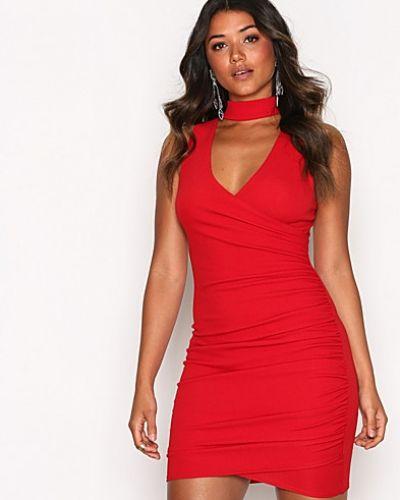 NLY One Choker Wrap Dress