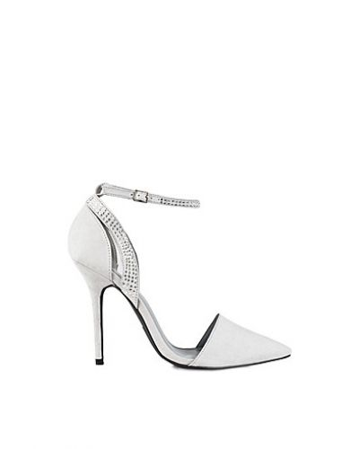 Nly Shoes Chrystal Detail Stiletto
