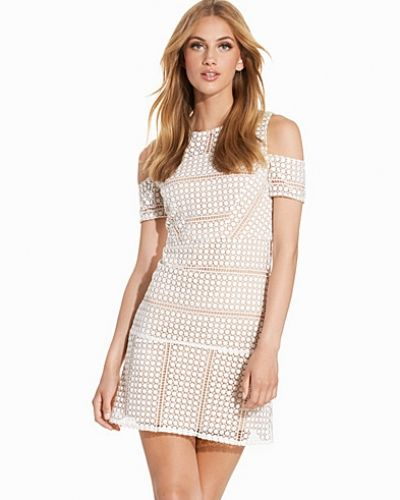 Circle Lace Cold-Shoulder Dress Topshop fodralklänning till dam.
