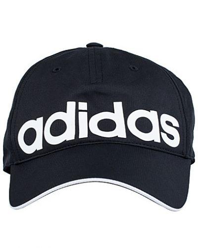 Till unisex/Ospec. från adidas Performance, en svart huvudbonad.