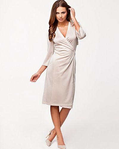 filippa k silk wrap dress