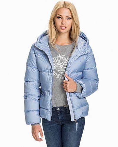 Till dam från Gant, en blå övriga jacka.