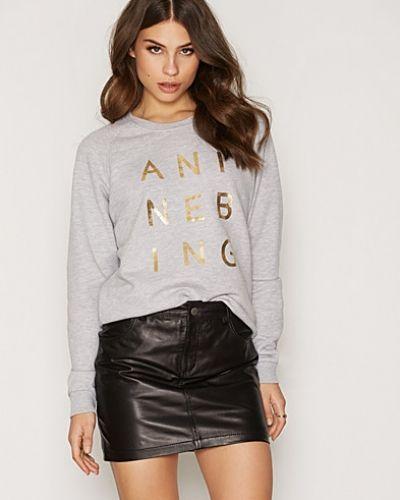 Läderkjol från Anine Bing till kvinna.