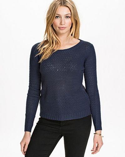 Jacqueline de Yong Clearwater Back Zip Knit