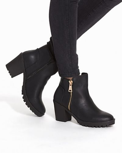 boots dam med klack