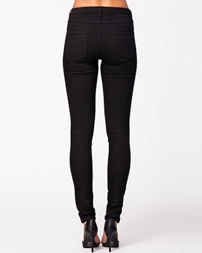 VILA slim fit jeans till dam.
