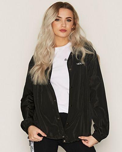 New Black Coachy Jacket