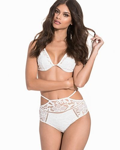 Minkpink Coco Lace High Bikini Bottom