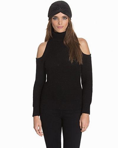 Till dam från NLY Trend, en svart stickade tröja.