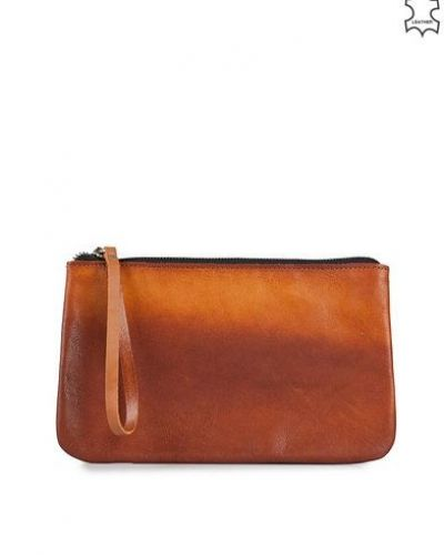 Pieces Color Sia Leather Clutch