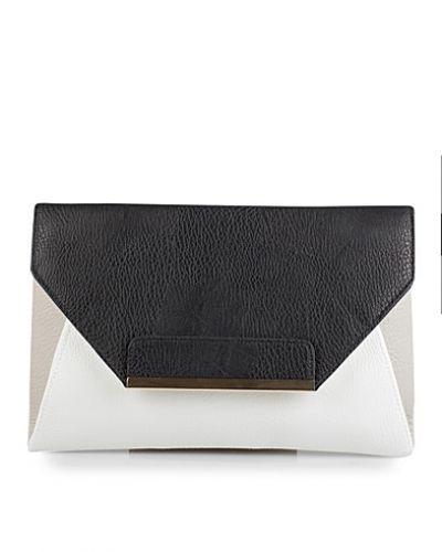 Miss Selfridge Colour Block Envelope Clutch