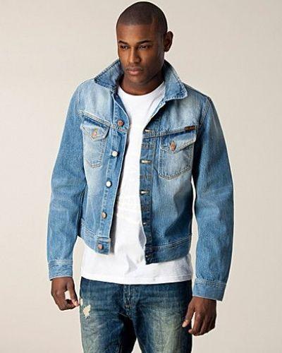 Jeans jacka her