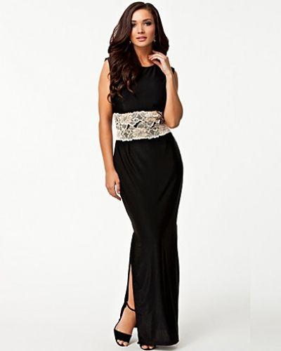 Maxiklänning Contrast Lace Maxi Dress från Ax Paris