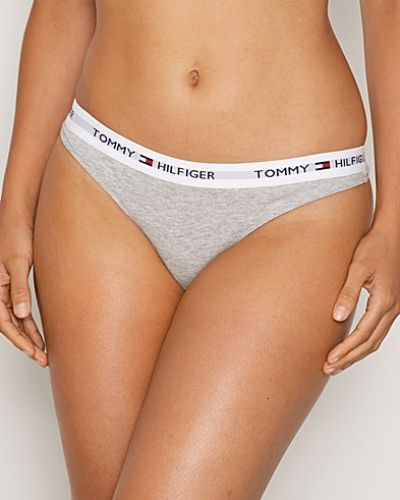 Cotton Thong Iconic Tommy Hilfiger Underwear stringtrosa till tjejer.
