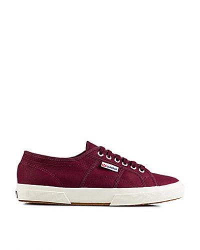 Till herr från Superga, en lila sneakers.