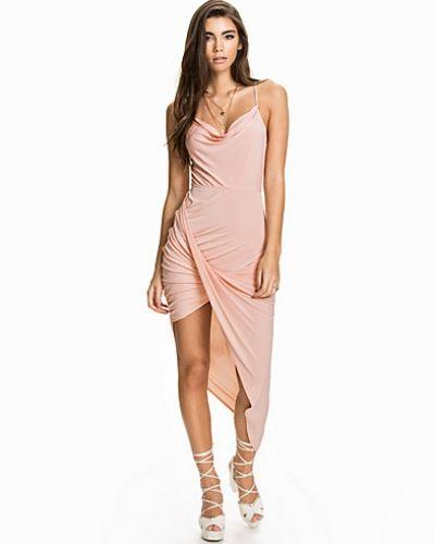NLY One Cowl Neck Drape Dress