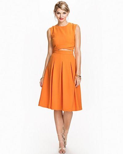 Miss Selfridge Crepe Midi Skirt
