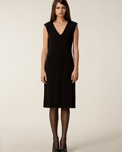 Filippa K Crepe Slit Dress