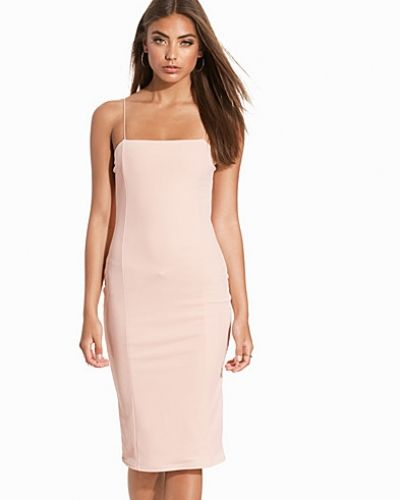 NLY Trend Crepe Strap Dress