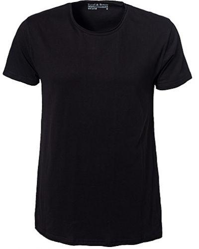 Crew Neck Relaxed T-shirt - Bread & Boxers - Underställströjor