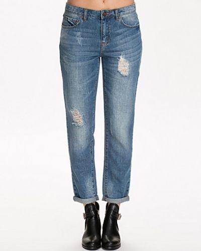 VILA Crime 7/8 Boyfriend Jeans