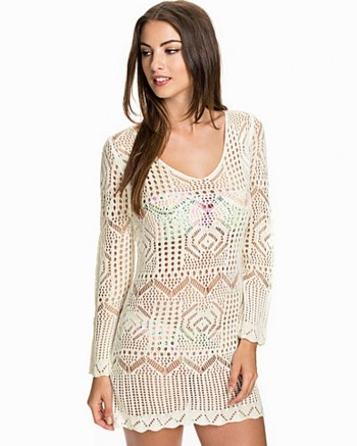 Hot Anatomy Crochet Beach Dress