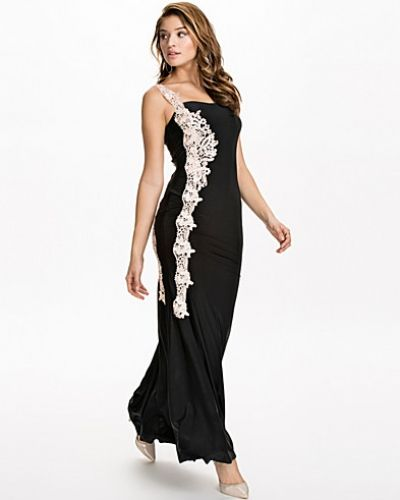 Ax Paris Crochet Lace Maxi Dress