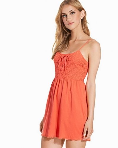 Topshop Crochet Lace Sundress
