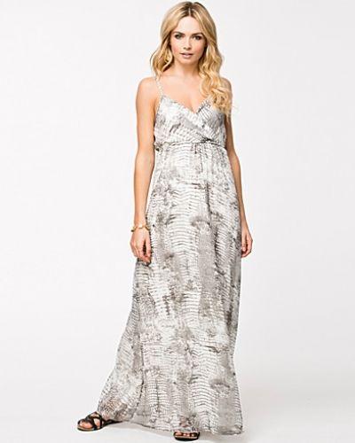 Studentklänning Croco Maxi Dress från VILA