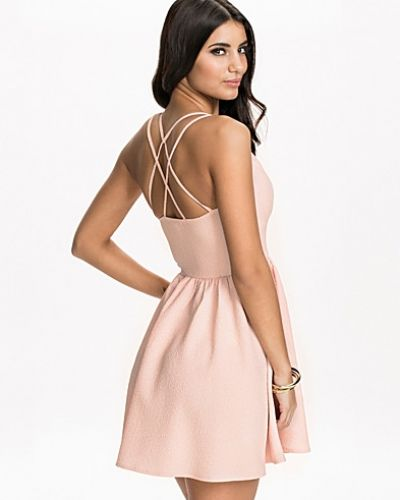 NLY One Cross Back Plain Dress