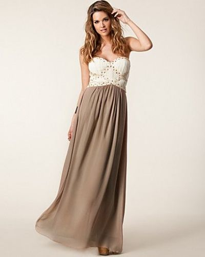 Three Little Words Cross Over Maxi Dress