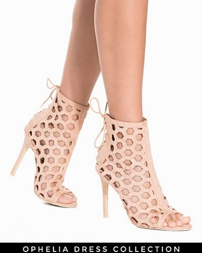 Nly Shoes Cut Out Bootie