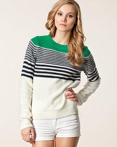 Sally&Circle Daisy stripe knit