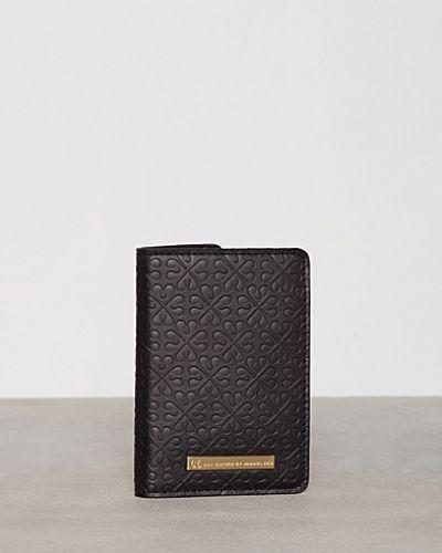 Till dam från DAY Birger et Mikkelsen, en svart plånbok.
