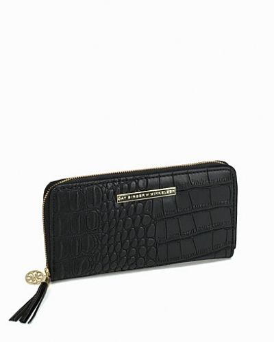 Svart plånbok från DAY Birger et Mikkelsen till dam.