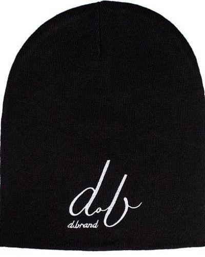 D.b Logo Beanie från d. Brand, Mössor