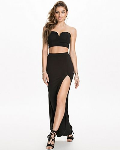 NLY One Deep Drop Top Set Dress