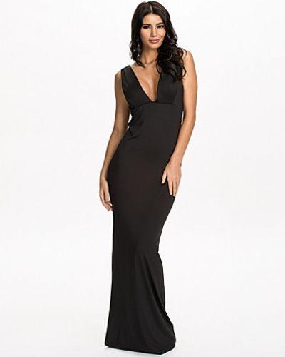 NLY Trend Deep V-neck Long Dress