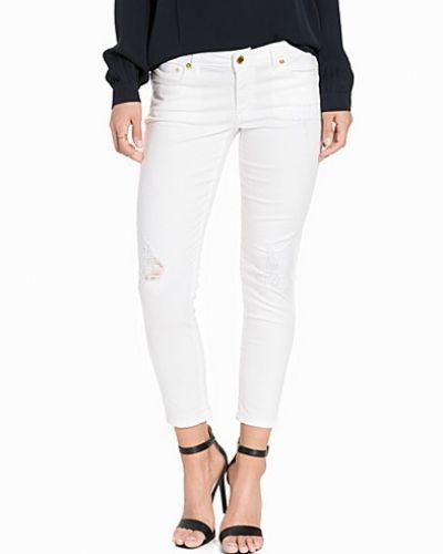 Denim DTRSD Skinny Crop MICHAEL Michael Kors slim fit jeans till dam.