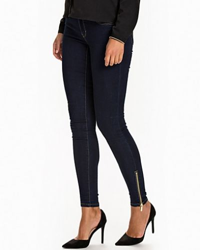 Denim EU Ankle Zip Jegging MICHAEL Michael Kors leggings till dam.
