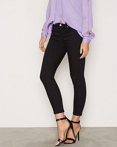 Svart slim fit jeans från MICHAEL Michael Kors till dam.