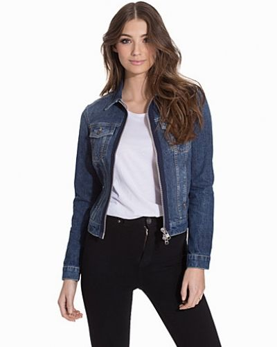 Jeansjacka Denim Jacket från Gant Rugger