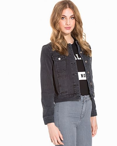 Topshop Denim Western Jacket